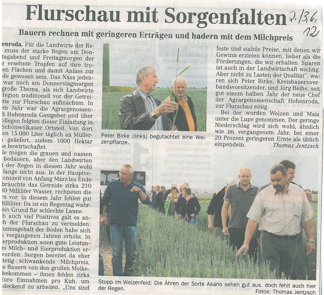 Presseberichte (3)